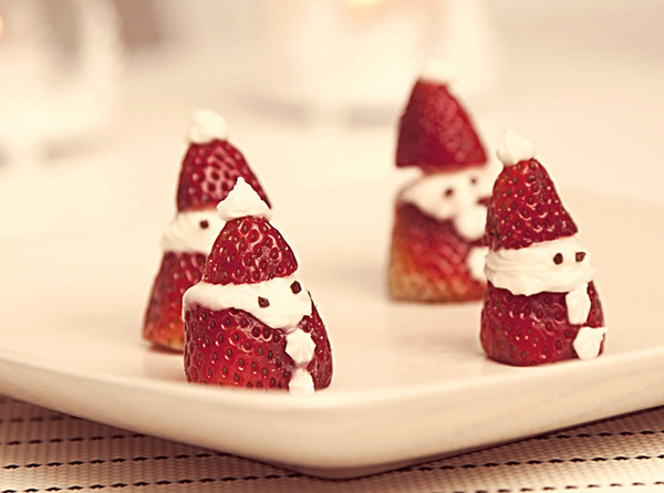 ho ho strawberry santa