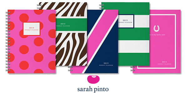 Sarah Pinto Planners